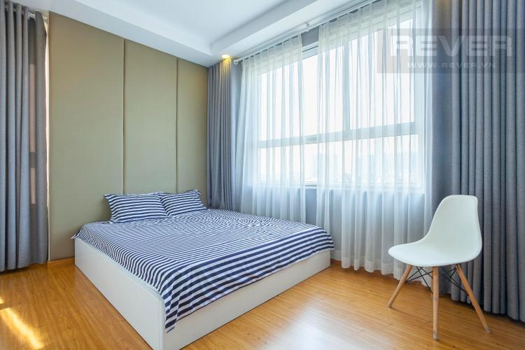 Phòng Ngủ 1 Căn hộ Tropic Garden 3 phòng ngủ tầng thấp A1 nội thất đầy đủ