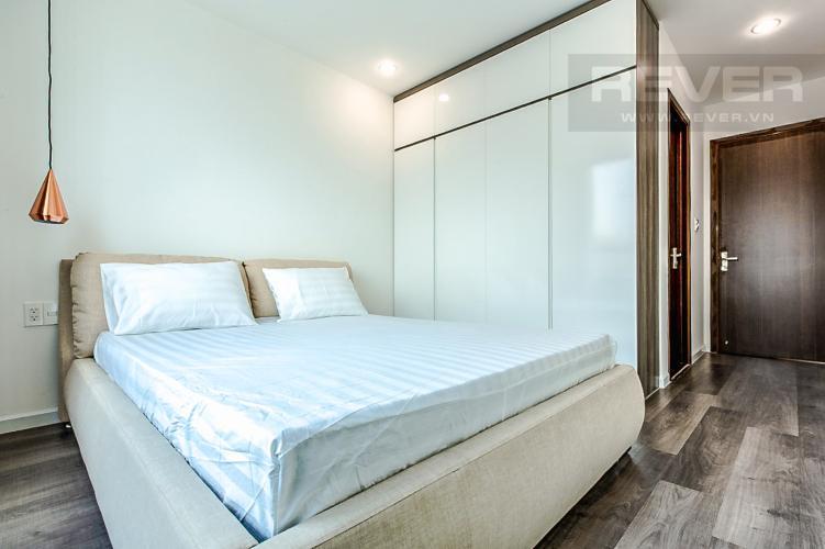 Phòng Ngủ 1 Bán căn hộ The Gold View 2PN, tầng trung, tháp A, đầy đủ nội thất