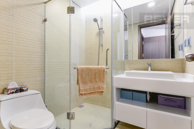 Phòng tắm 1 Căn hộ Vinhomes Central Park 2 phòng ngủ tầng thấp Park 4
