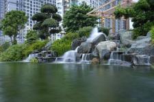 Vinhomes Central Park đẹp bình dị và thơ mộng qua ống kính máy ảnh