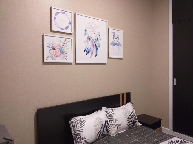 Bán căn hộ The Sun Avenue tầng thấp, diện tích 55.8m2 - 1 phòng ngủ, đầy đủ nội thất