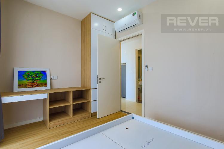Phòng Ngủ 2 Cho thuê căn hộ Masteri Millennium tầng trung, 2PN, đầy đủ nội thất