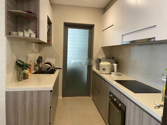 Phòng bếp căn hộ Đảo Kim Cương, Quận 2 Căn hộ Đảo Kim Cương hướng Tây Bắc, đầy đủ nội thất tiện nghi.