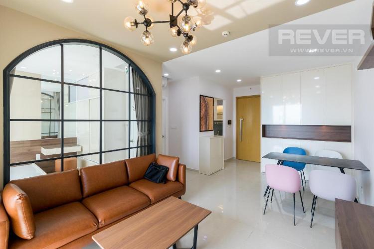 Cho thuê căn hộ Vista Verde 1 phòng ngủ, tháp T2, đầy đủ nội thất, view thoáng