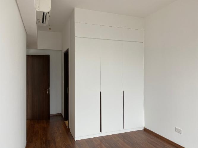 Phòng ngủ One Verandah Quận 2 Căn hộ One Verandah tầng cao, nội thất cơ bản.