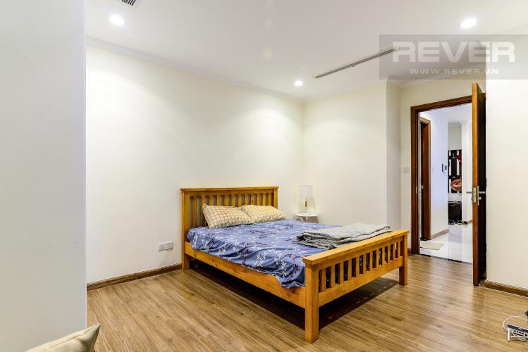 Phòng Ngủ 3 Căn hộ Vinhomes Central Park 3 phòng ngủ tầng thấp L3 nội thất đầy đủ