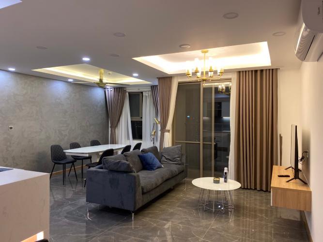 Căn hộ Saigon South Residence, Nhà Bè Căn hộ Saigon South Residence tầng cao view sông, đầy đủ nội thất.