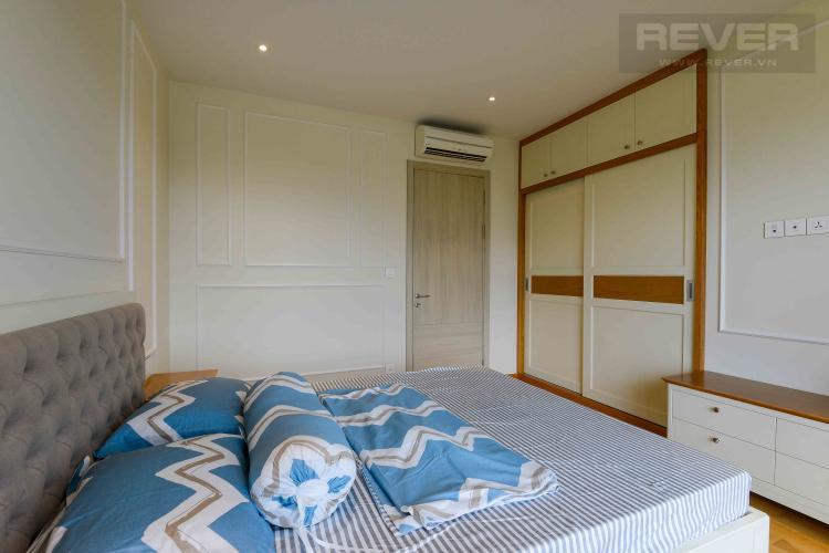 Phòng Ngủ 2 Cho thuê căn hộ Diamond Island - Đảo Kim Cương 2PN, tháp Brilliant, đầy đủ nội thất, view trực diện sông.