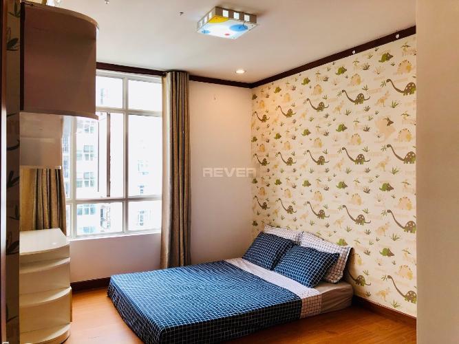 Phòng ngủ chung cư Chánh Hưng - Giai Việt Căn hộ chung cư Chánh Hưng - Giai Việt tầng trung, view nội khu.