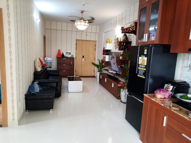 Phòng khách căn hộ Stown Thủ Đức Căn hộ Stown Thủ Đức nội thất đầy đủ diện tích 61m2.