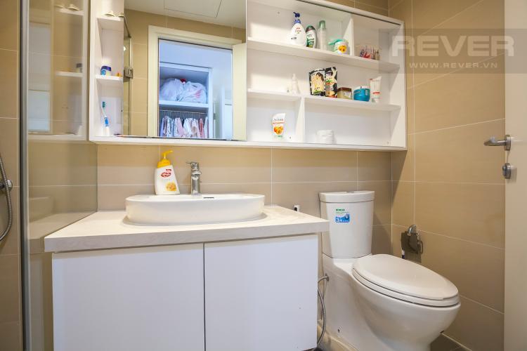 Phòng Tắm Căn hộ Masteri Thảo Điền 3 phòng ngủ tầng thấp T5 nội thất đầy đủ