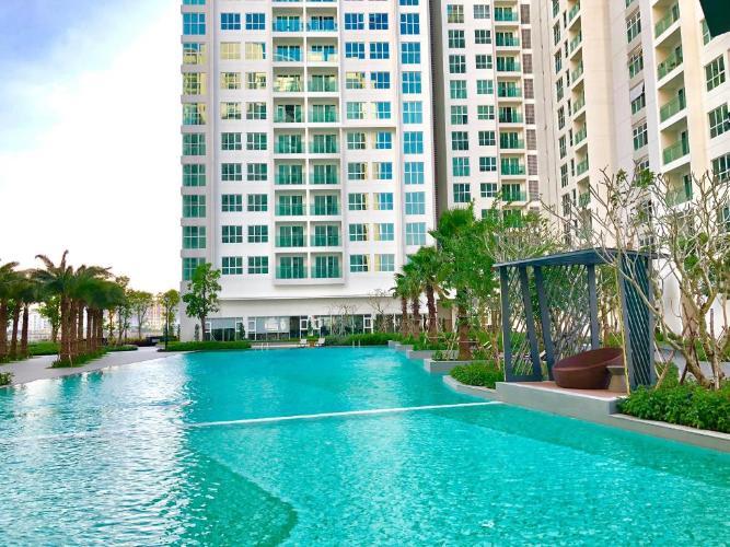 Sadora Apartment, Quận 2 Căn hộ Sadora Apartment tầng cao, view nội khu yên tĩnh.
