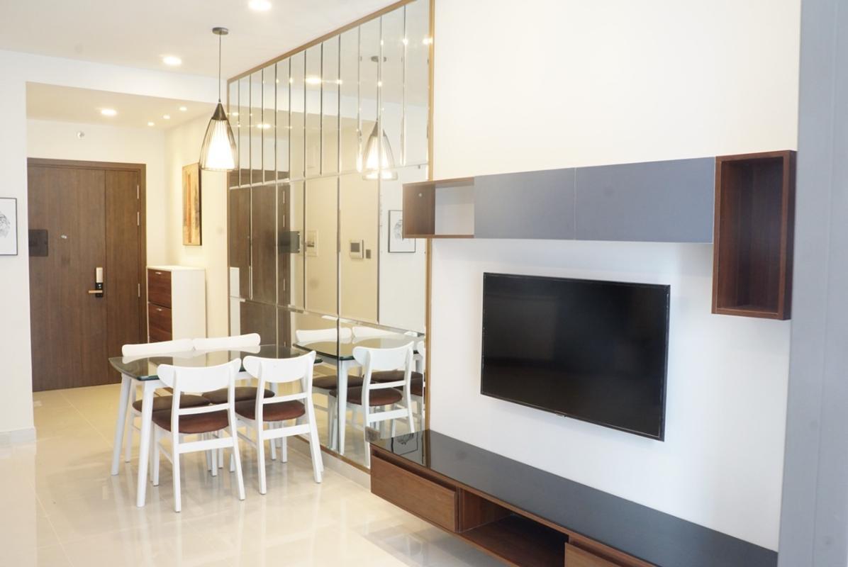 c734665e99a57efb27b4 Cho thuê căn hộ Saigon Royal 2PN, tầng 21, tháp A, diện tích 80m2, đầy đủ nội thất, hướng Đông Bắc