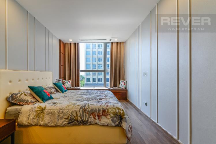 Phòng Tắm 4 Căn hộ Vinhomes Central Park 4PN, tầng thấp, đầy đủ nội thất