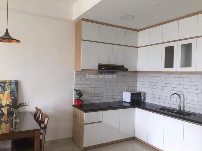 Phòng bếp căn hộ The Sun Avenue, Quận 2 Căn hộ The Sun Avenue nội thất đầy đủ, view thành phố sầm uất.