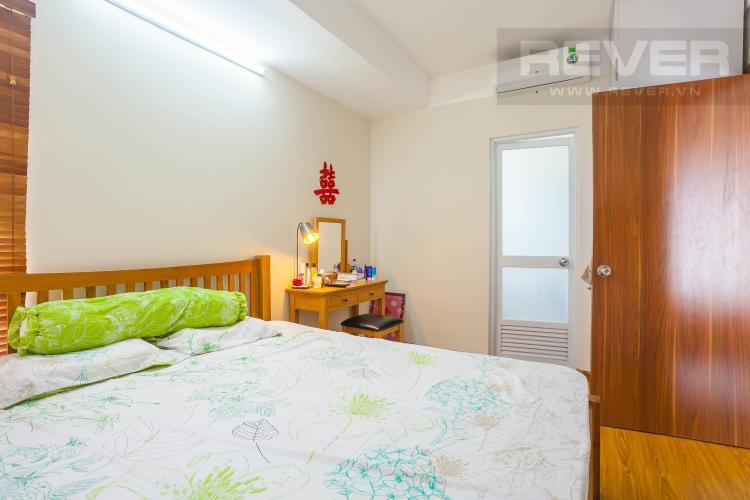 Phòng Ngủ Bán căn hộ Flora Anh Đào Quận 9, 2PN, đầy đủ nội thất