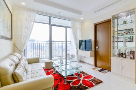 Căn hộ Vinhomes Central Park 3 phòng ngủ, tầng cao L2, nội thất đầy đủ