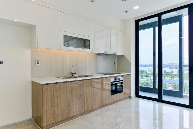 Nhà Bếp Bán căn hộ Vinhomes Golden River tháp The Aqua 3 tầng thấp, 3PN 2WC, view sông và view nội khu đẹp