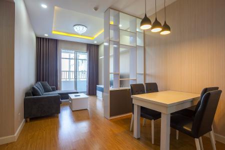 Căn hộ Lexington Residence 2 phòng ngủ tầng trung LB nội thất đầy đủ