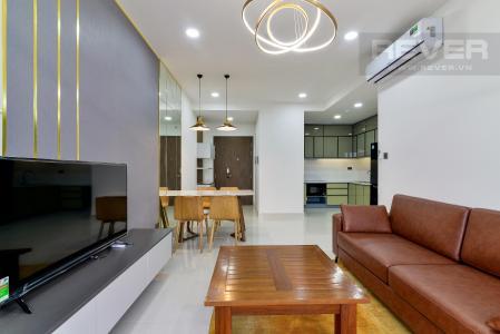 Cho thuê căn hộ Saigon Royal 2PN, tháp A, diện tích 86m2, đầy đủ nội thất, view thành phố