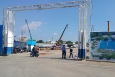 Cập nhật tiến độ xây dựng dự án Jamila Khang Điền tháng 5/2017