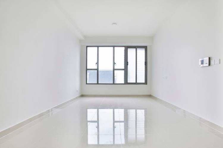 Căn hộ The Tresor 2 phòng ngủ tầng cao TS1 nhà trống
