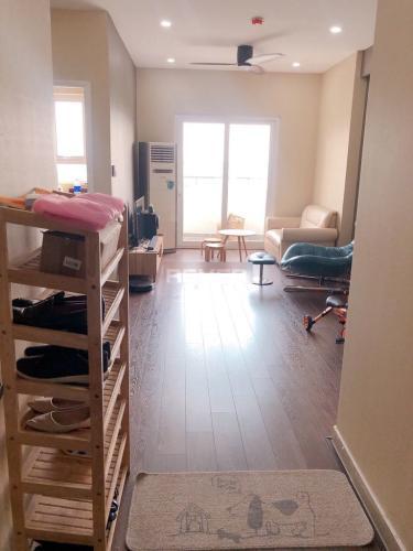 Căn hộ tầng thấp chung cư Heaven Riverview bàn giao nội thất đầy đủ.