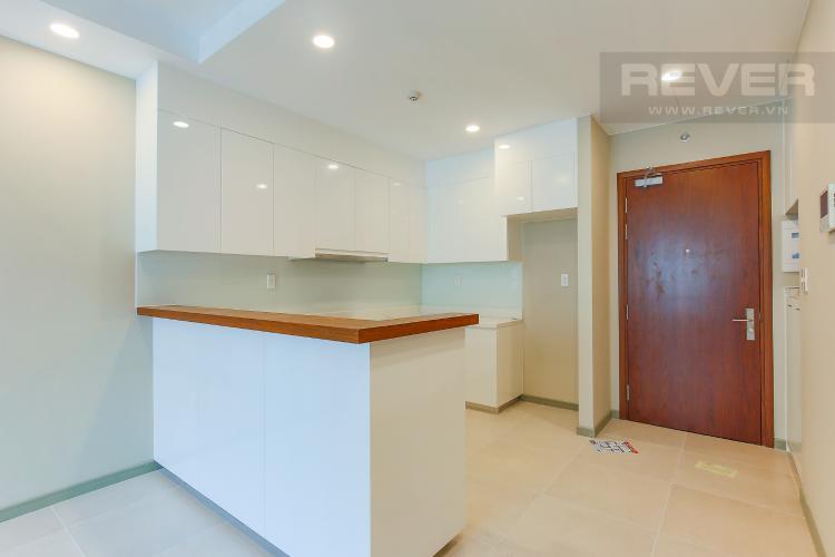 Phòng Bếp Căn hộ The Gold View 2 phòng ngủ tầng cao A2 hướng Tây Nam