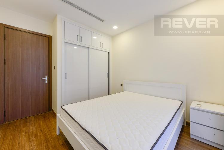 Phòng ngủ 1 Căn hộ Vinhomes Central Park 2PN nội thất đầy đủ, có thể dọn vào ở ngay