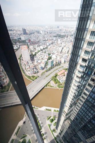 View Cho thuê căn hộ Vinhomes Golden River 1PN, tầng cao, đầy đủ nội thất, view sông thoáng mát