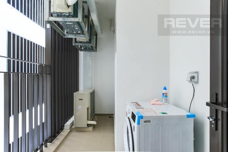 Lô Gia Căn góc Estella Heights 2 phòng ngủ tầng trung T2 đầy đủ tiện nghi