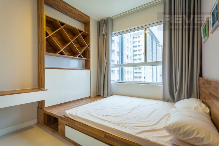 Phòng ngủ 2 Căn hộ Lexington Residence tầng trung LA, 2 phòng ngủ, view về hồ bơi nội khu