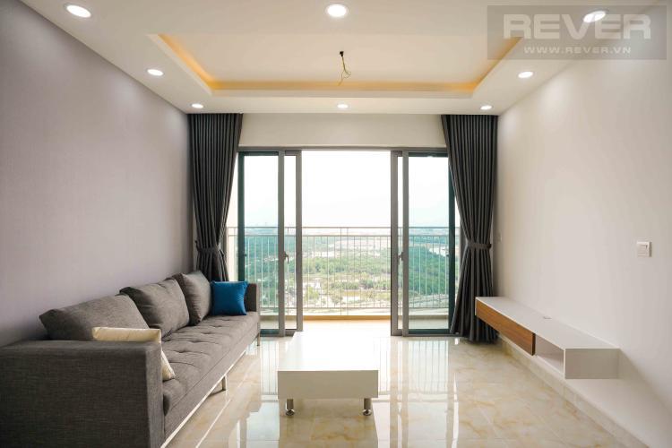 Cho thuê căn hộ Palm Heights 2PN, diện tích 85m2, đầy đủ nội thất, view Nam Rạch Chiếc