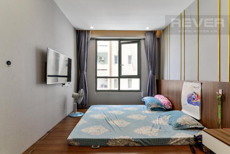 Phòng Ngủ 1 Bán căn hộ The Gold View 3PN, tầng thấp, diện tích 117m2, đầy đủ nội thất