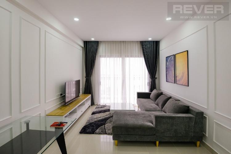Cho thuê căn hộ The Sun Avenue 3PN, tầng 23, block 2, đầy đủ nội thất, hướng Tây Nam