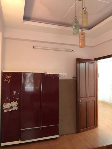 Phòng ngủ căn hộ chung cư Ngô Tất Tố, Bình Thạnh Căn hộ chung cư Ngô Tất Tố bàn giao đầy đủ nội thất, 2 phòng ngủ.