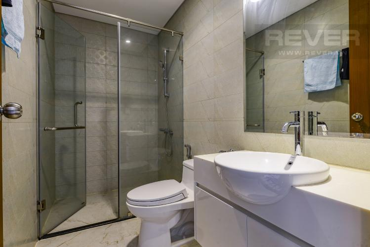 Phòng tắm Căn hộ Vinhomes Central Park 2 phòng ngủ tầng cao L3 nội thất đầy đủ