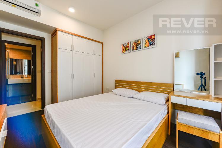 Phòng ngủ 2 Bán căn hộ The Tresor tầng thấp, tháp TS1, 2 phòng ngủ, full nội thất