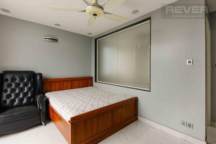 Phòng Ngủ 5 Bán penthouse chung cư Phú Mỹ 4PN, diện tích 353m2, đầy đủ nội thất, view sông và thành phố