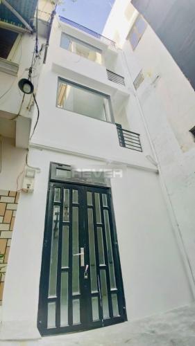Nhà phố hướng Nam hẻm Nguyễn Kiệm diện tích đất 3.3m x5m