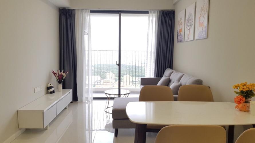 Cho thuê căn hộ Masteri An Phú 2PN, tầng cao, đầy đủ nội thất