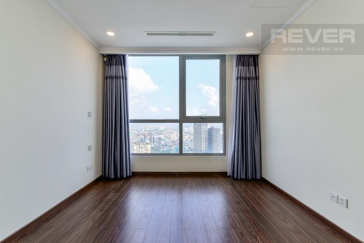 Phòng Ngủ 1 Bán căn hộ Vinhomes Central Park 3PN tầng cao tháp Landmark 6, không gian sống yên tĩnh, mát mẻ