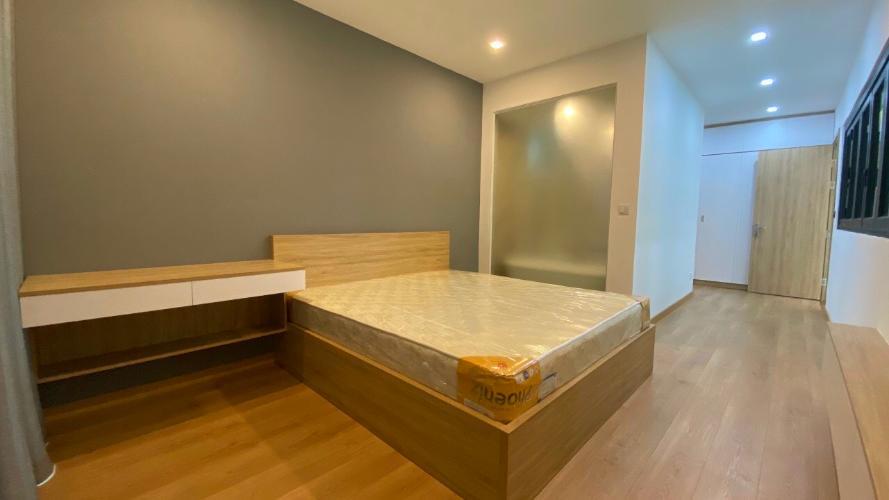 PHÒNG NGỦ  căn hộ Feliz En Vista Căn hộ Feliz En Vista tầng trung, view nội khu, đầy đủ nội thất.