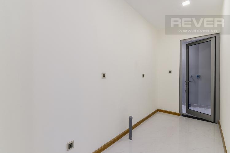 Nhà Bếp Officetel Vinhomes Central Park 2 phòng ngủ tầng cao Park 7