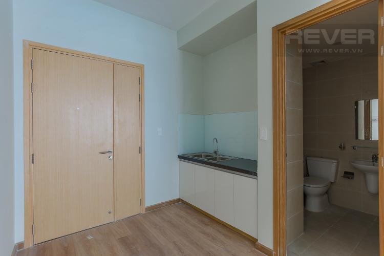 Phòng Bếp Officetel Charmington La Pointe 1 phòng ngủ tầng thấp nhà trống