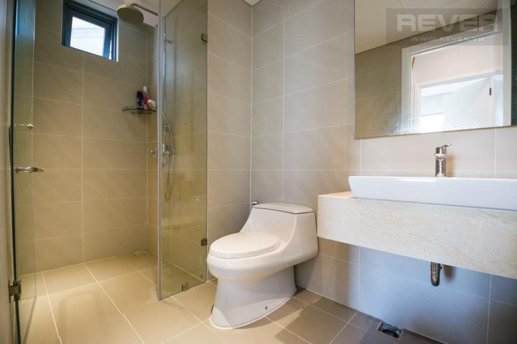 Toilet Bán hoặc cho thuê căn hộ Diamond Island - Đảo Kim Cương 1PN, đầy đủ nội thất, view sông Sài Gòn