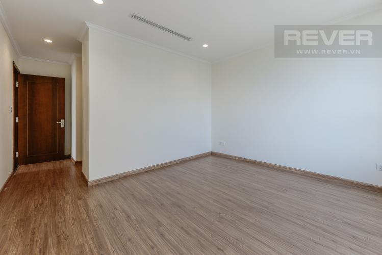 Phòng ngủ 1 Căn góc Vinhomes Central Park tầng thấp Central 1 nội thất cơ bản