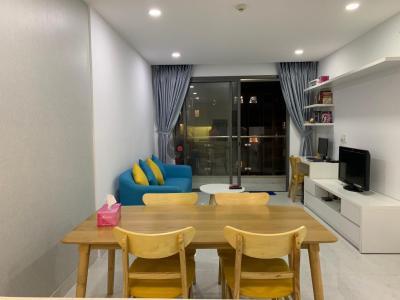 Cho thuê căn hộ The Gold View 2PN, tầng cao, diện tích 81m2, đầy đủ nội thất
