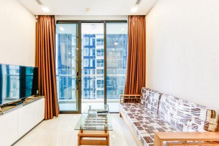 Căn hộ Vinhomes Golden River tầng cao, view đẹp, 2PN nội thất đầy đủ