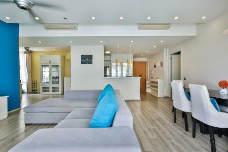 Căn hộ The Estella Residence 2 phòng ngủ tầng cao 4B hướng Bắc